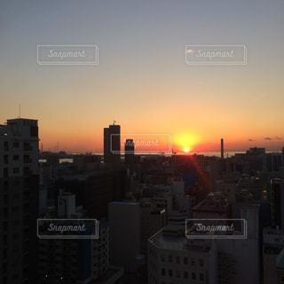 夕日の写真・画像素材[972603]