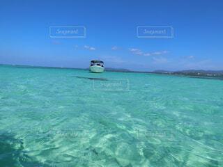 大きな水域の写真・画像素材[4544820]