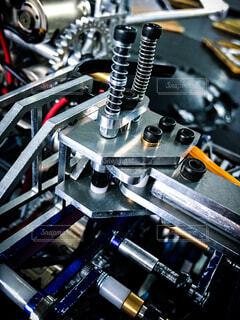 手作りロボットの写真・画像素材[4541720]