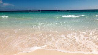 海の隣の砂浜の写真・画像素材[4544043]