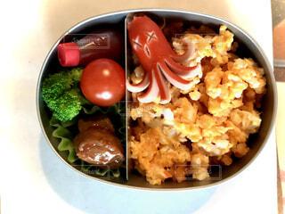 幼稚園のお弁当の写真・画像素材[4571431]