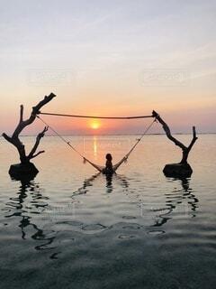 sunsetの写真・画像素材[4756949]