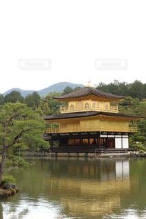 金閣寺の写真・画像素材[4563627]