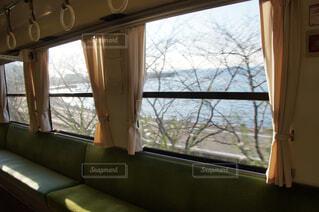車窓からの写真・画像素材[4567420]
