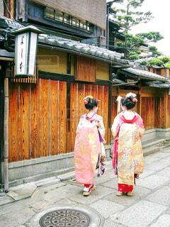 京都の街並み散策の写真・画像素材[4641810]