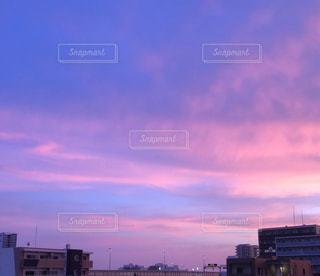 風景,空,ピンク,夕焼け,夕暮れ,sunset,桃色,兵庫県,pink,フォトジェニック,ももいろ,色・表現
