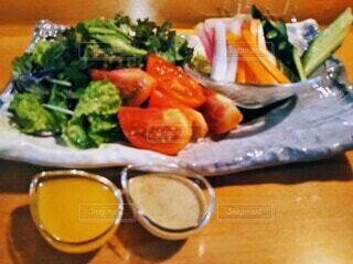 夏野菜盛り合わせの写真・画像素材[4655792]