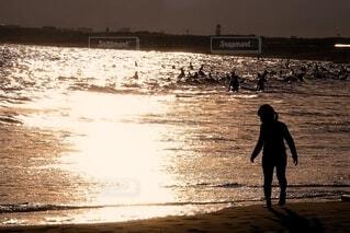 夏の海を満喫の写真・画像素材[4664395]