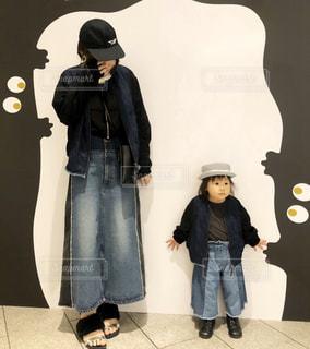 親子の写真・画像素材[2872856]
