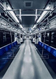 無人の車両の写真・画像素材[4645344]