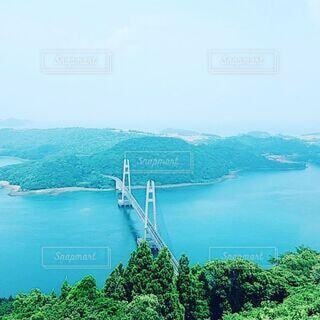 自然,風景,海,空,橋,湖,水面,海岸,山,景色,展望台,ドライブ,日中