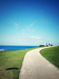 自然,風景,海,空,屋外,ビーチ,雲,水面,草,奄美大島,鹿児島,あやまる岬