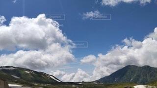 自然,風景,空,屋外,雲,山,くもり