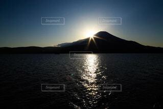 大きな水域の写真・画像素材[4617156]