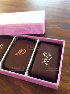 チョコレートの写真・画像素材[338901]