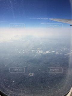 空,屋外,雲,飛行機,窓,水面,飛ぶ,空中,航空機,空気,フライト