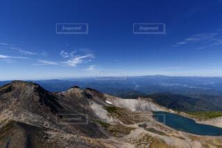 自然,風景,空,屋外,雲,山,ハイキング,山塊