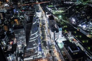 建物,夜,都市,タワー,都会,高層ビル,ダウンタウン