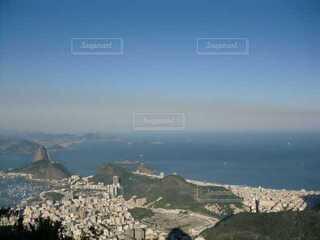 自然,風景,アウトドア,空,夏,屋外,海外,青空,海岸,山,街,丘,快晴,ハイキング,バケーション,南米,山登り,ブラジル,リオデジャネイロ,リオ