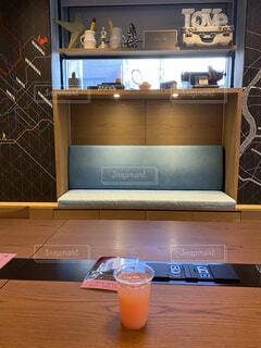 カフェで休憩の写真・画像素材[4776936]