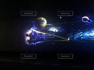夜,岩手,明るい,花巻,銀河鉄道