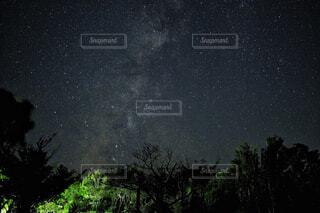 自然,空,夜,星,天の川,七夕