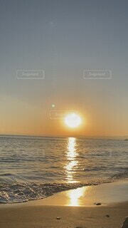 自然,海,空,屋外,湖,太陽,ビーチ,雲,砂浜,夕暮れ,水面,海岸,日の出