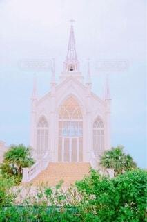 教会のクローズアップの写真・画像素材[4650183]