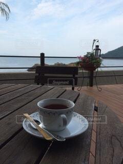 カフェの写真・画像素材[4638156]