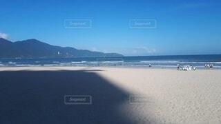 ベトナムダナンのミーケービーチの写真・画像素材[4641392]