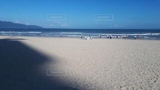ベトナム・ダナンのミーケービーチの写真・画像素材[4641393]