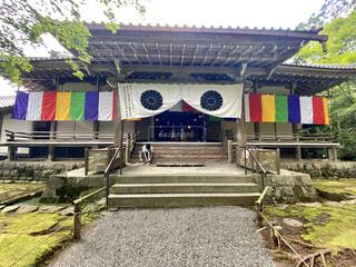 京都大原三千院の写真・画像素材[4641812]