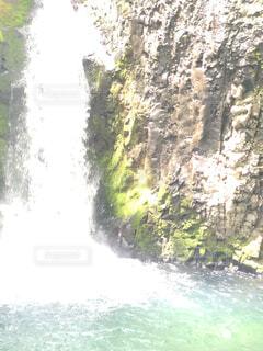 自然,屋外,水面,滝,樹木