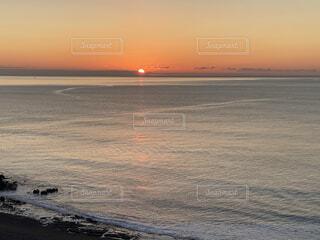 自然,海,空,屋外,湖,太陽,ビーチ,雲,夕暮れ,水面,海岸,日の出