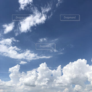 空,屋外,雲,くもり