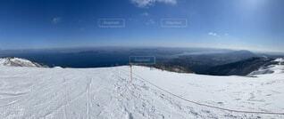 自然,空,雪,屋外,雲,山,丘,スキー,斜面,覆う