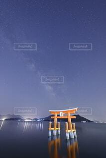 厳島神社の写真・画像素材[4645633]