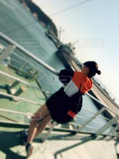船上の写真・画像素材[2174092]