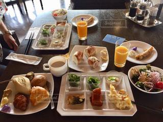朝食バイキングの写真・画像素材[2482093]