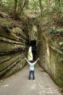 燈籠坂太師トンネルの写真・画像素材[2514147]