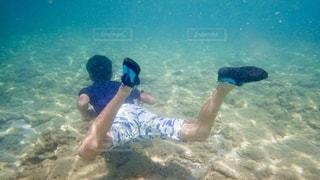 沖縄の海♪の写真・画像素材[2617315]