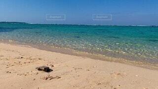 自然,海,空,ビーチ,青い海,水面,海岸,癒し