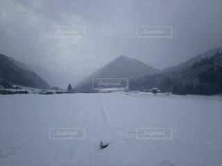 風景,空,冬,雲,田舎,霧,山,氷,スキー,寒い,田舎の風景,田舎の暮らし