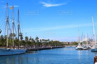 風景,空,屋外,ビーチ,雲,ボート,船,水面,港,車両,水上バイク,ドック,ドッキング