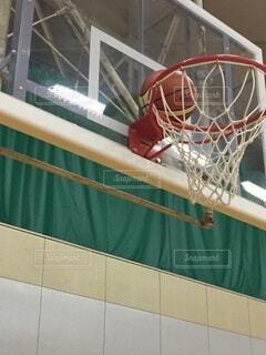 スポーツ,リング,バスケットボール,運動,高校,1発目のシュート