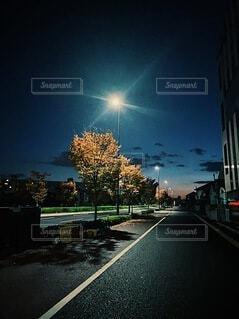 街の通りの眺めの写真・画像素材[4659045]