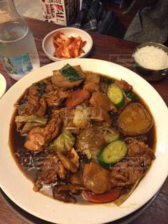 韓国,鶏,韓国料理,ソウル,コリア,明洞,チムタク
