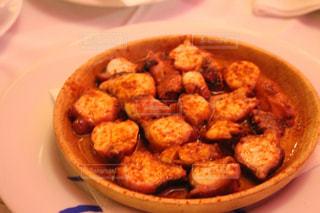レストラン,スペイン,バルセロナ,シーフード,タコ,バル