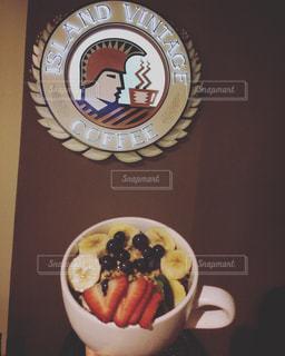 カフェ,ハワイ,ホノルル,アサイボール,Island Vintage Coffee