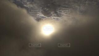 自然,空,夜空,太陽,雲,暗い,霧,山,ぼかし,朝焼け,月,高原,群馬,新潟,くもり,谷川岳,オキの耳,一ノ倉岳,谷川岳山頂